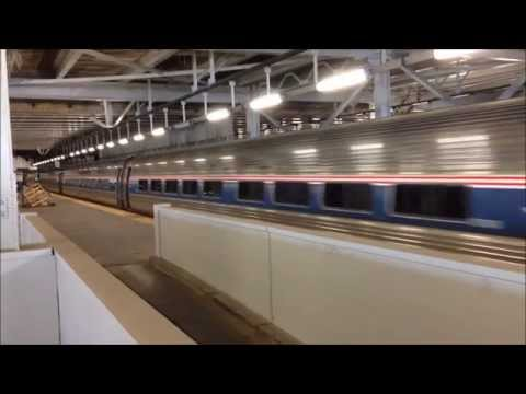 Washington Metro, MARC, Amtrak Regional Oct 2014