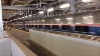 Washington Metro, MARC, Amtrak Regional Oct 2014