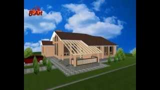видео Готовые проекты дачных домов, купить готовый проект дачного дома под ключ