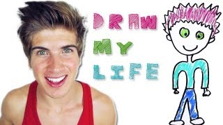 DRAW MY LIFE - JOEY GRACEFFA(PREVIOUS VLOG: http://youtu.be/BhZgDa3wIrg GAMING CHANNEL http://www.youtube.com/joeygraceffagames FOLLOW ME ON TWITTER: http://bit.ly/pJLpKM ..., 2013-02-11T21:11:11.000Z)