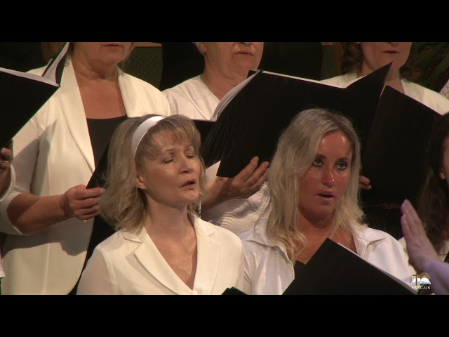 Взгляни на голгофу - First Choir