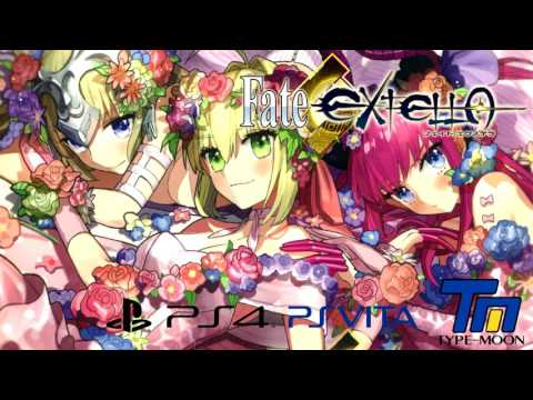 Fate Extella OST - Akogare∞Tion -  エリザベート(CV.大久保瑠美)