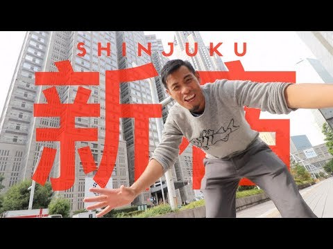 Top 10 Things to DO in SHINJUKU Tokyo | WATCH BEFORE YOU GO