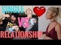 VALENTINES DAY | SINGLE VS RELATIONSHIP