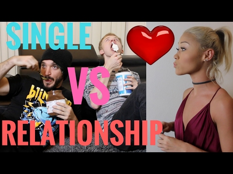 VALENTINES DAY | SINGLE VS RELATIONSHIP