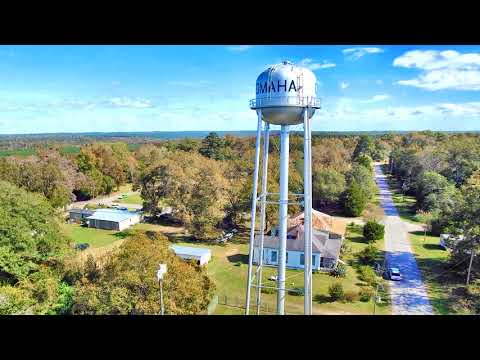 Omaha Georgia Drone flight