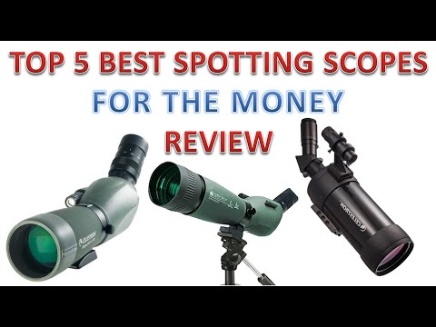 Best Spotting Scope for the Money Review | Best Spotting Scopes.