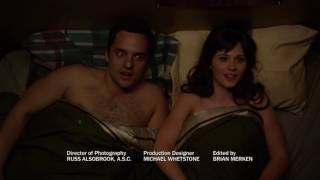 New Girl: Nick & Jess 2x23 #14 (Ness sex scene/first time)