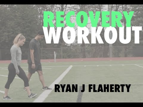 RECOVERY WORKOUT | Ryan J Flaherty