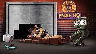 Minecraft | FNAF SIMULATOR - Who Stole Freddy? (Five Night