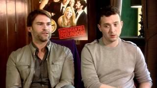 American Pie: Reunion - Interview - Sean William Scott + Eddie Kaye Thomas - Pathé