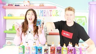 3 COLORS OF GLUE SLIME CHALLENGE WITH PAUL Slimeatory 414
