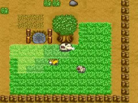 Harvest Moon Snes - Prize Cow Ending
