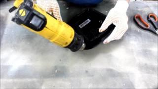Перетяжка накладки AirBag руля, Ford Mondeo(Ремонт накладки руля после взрыва подушки безопасности. Подписывайся на канал! Будет интересно! Посетите..., 2016-11-10T13:46:10.000Z)