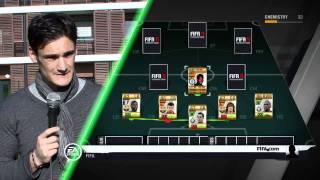 FUT 11 - L'équipe de rêve d'Hugo Lloris