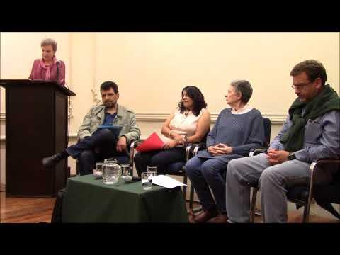 Premiación del XXVII Certamen Literario Juana Santacruz