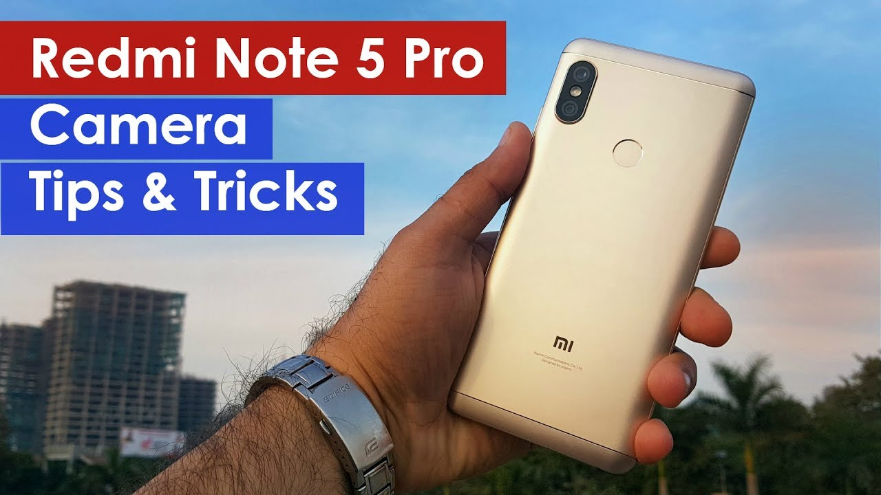 Redmi Note 5 Pro Camera Tips & Tricks (Hindi)