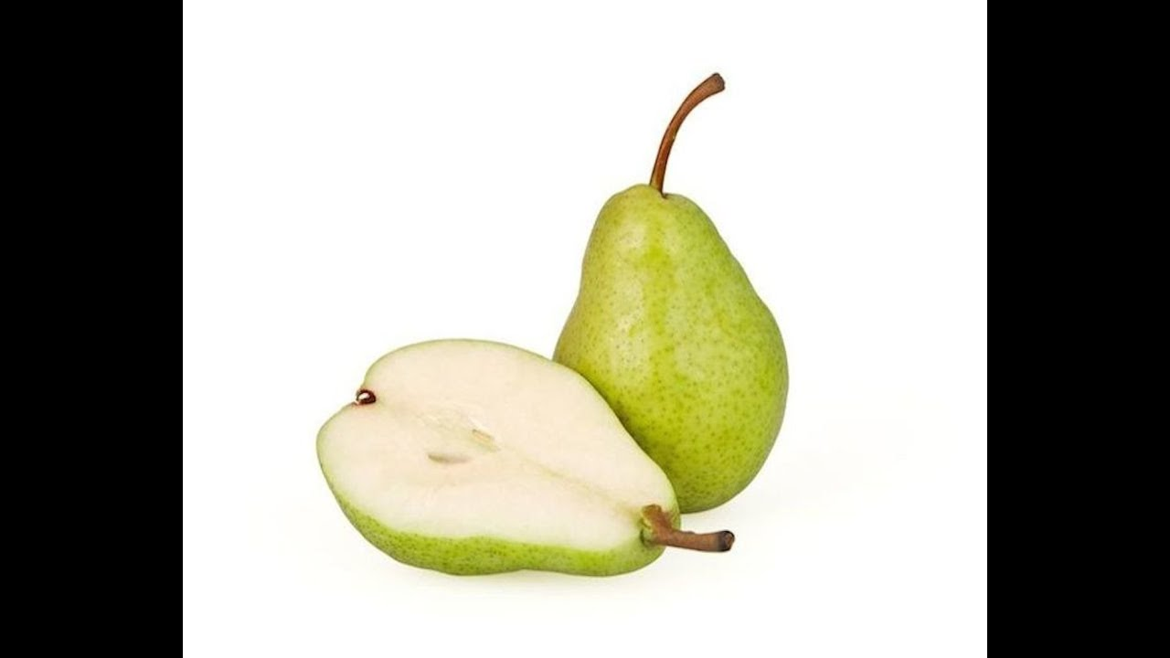 pear fruit is it healthy to only eat fruit