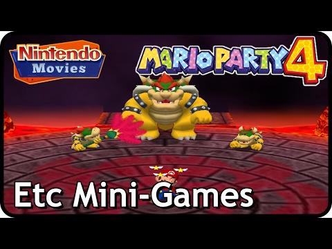 Mario Party 4 - Etc Mini-Games