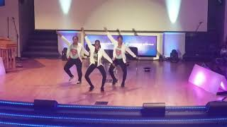 Generation Now Dance Ministry Love Theory by Kirk Franklin