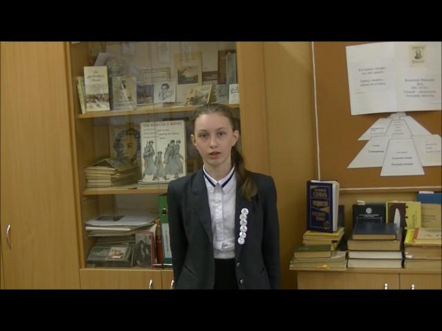 Изображение предпросмотра прочтения – ПихтинаВита читает произведение «Памятник» (Рублев Георгий)