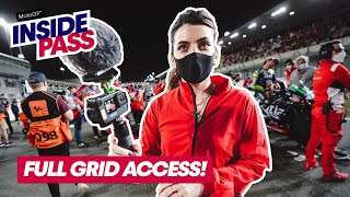 MotoGP 2021: Rookies Score Points at First Race in Qatar | Inside Pass #1