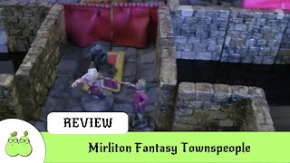 Mirliton Fantasy Review Townspeople ( www.mirliton.it )