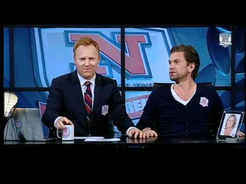 Nikolaj Lie Kaas, Johnny Logan, måtteøvelser og poserunning
