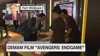 Demam Film Avengers: Endgame!
