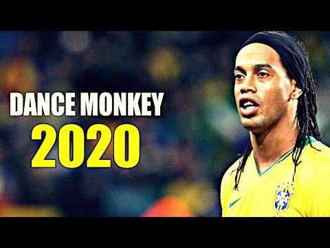 Ronaldinho ● Dance Monkey - Tones & I ᴴᴰ