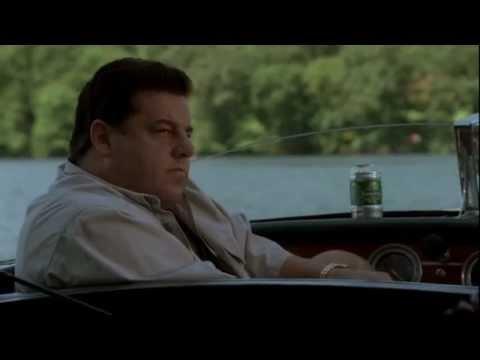 The Sopranos - Tony And Bobby Talk Mob Life
