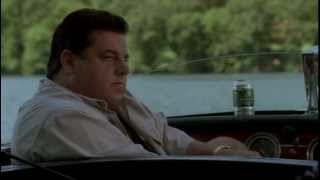 The Sopranos - Tony And Bobby Talk Mob Life