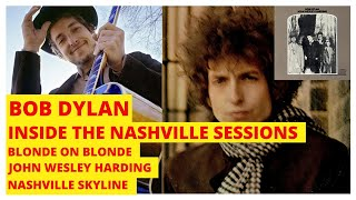 Introducing Bob Dylan - The Nashville Sessions