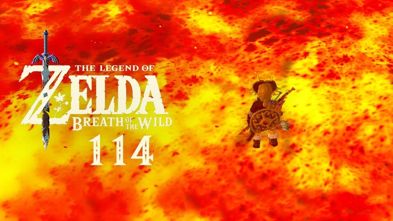 The Legend of Zelda: Breath of the Wild - 114 - Lava Walker! Champion Daruk's Song