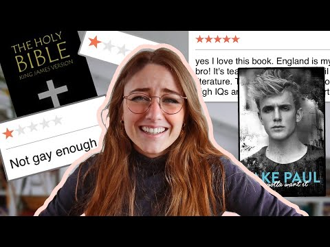 Hilarious Book Reviews on Goodreads
