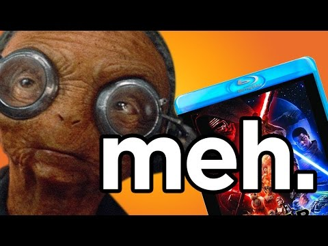 Why I'm Skipping The Force Awakens Blu-Ray Release - Up At Noon Live
