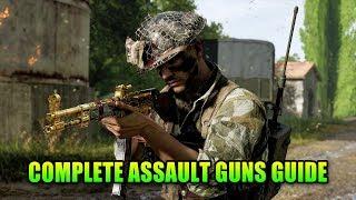 Best Assault Guns & Specializations Guide   Battlefield 5