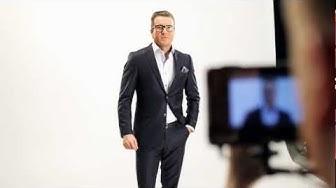 Miesten pukeutuminen: Puvun valinta | Turo Tailor, Sokos