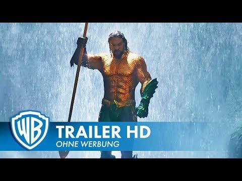 AQUAMAN - Final Trailer #5 Deutsch HD German (2018)
