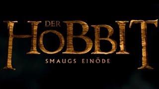 Der Hobbit Teil 2 - Smaugs Einöde - 1. Kino Trailer 2013 - (Deutsch / German) - HD 1080p - 3D