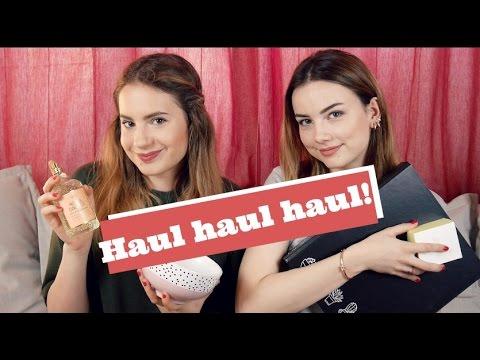 Kedvencek, amiket cégek küldtek | Lina és Panni