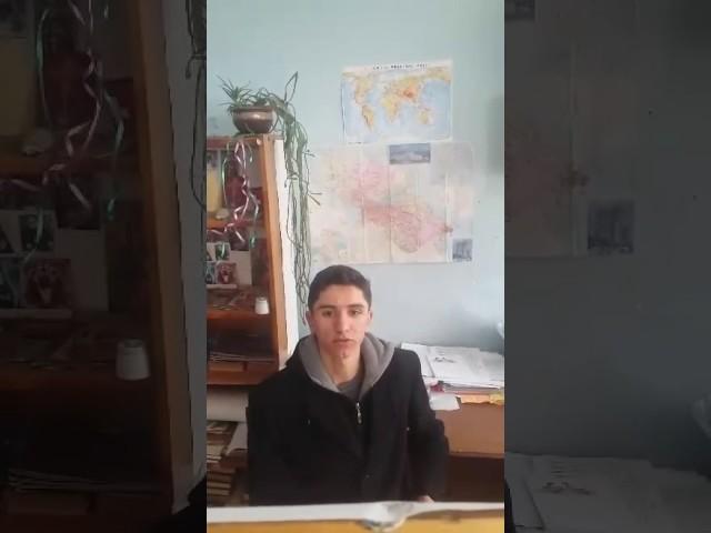 Изображение предпросмотра прочтения – ЛеванДавлашеридзе читает произведение «Мартышка и очки» И.А.Крылова