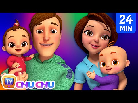 I Love You Baby Song And Many More 3D Nursery Rhymes & Songs For Children By ChuChu TV