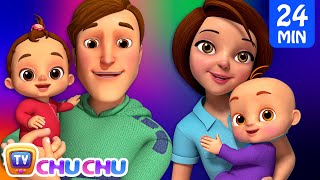 Download I Love You Baby Song and Many More 3D Nursery Rhymes & Songs for Children by ChuChu TV