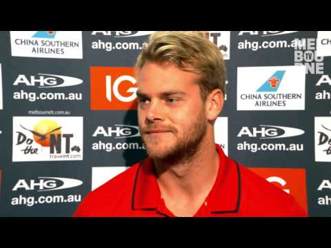 Media conference: Jack Watts