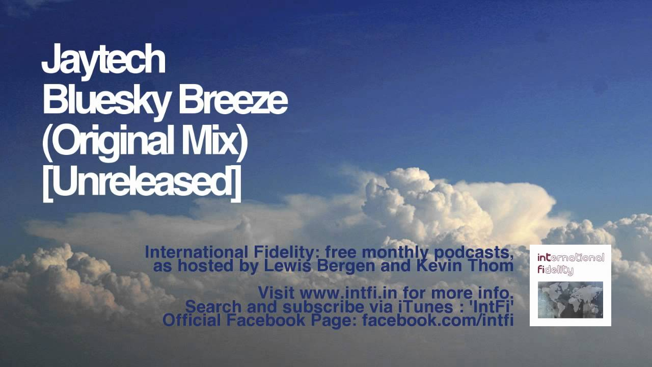Breeze original mix more or less