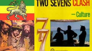 Culture ♬ Two Sevens Clash (1977)