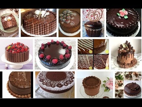 Simple Chocolate Cake Decoration Ideas Decoration Ideas Youtube
