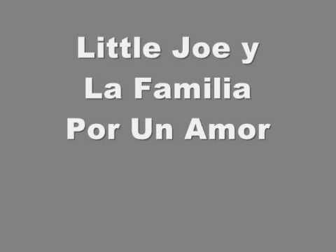 Little Joe y La Familia Por Un Amor