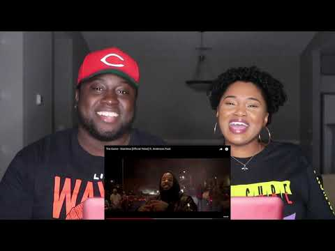 The Game - Stainless ft. Anderson.Paak (Reaction)
